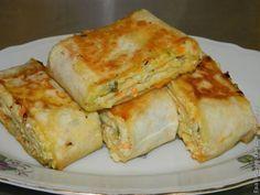 Веб Повар!: Хрустящая закуска в лаваше