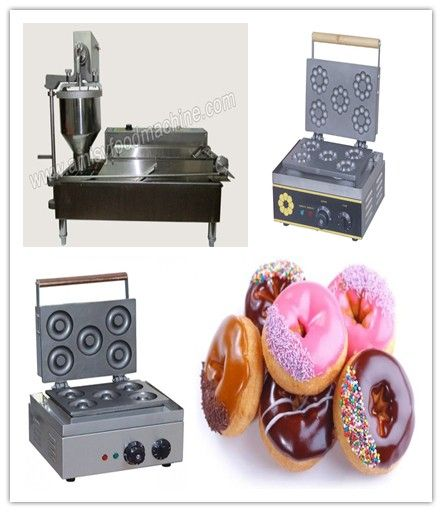Where can you purchase a donut machine for your home?