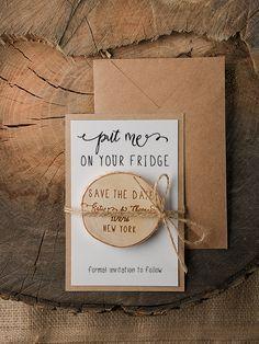 SAVE THE DATE magnets   #4lovepolkadots #rusticwedding #rusticinvitation #burlap #lace #weddingideas #weddingstyle #invitation #invitations #forestwedding #ecowedding #bridetobe #bridal #marriage #love #whiteday #weddings #lovebirds #boho #ecopaper #forest #savethedate #save #cards #simple #invitation #love #nature #ecochic #magnets #fridge #home