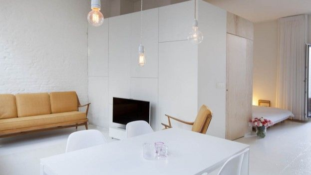 Belgium's finest: mini appartement met loftallure Roomed | roomed.nl