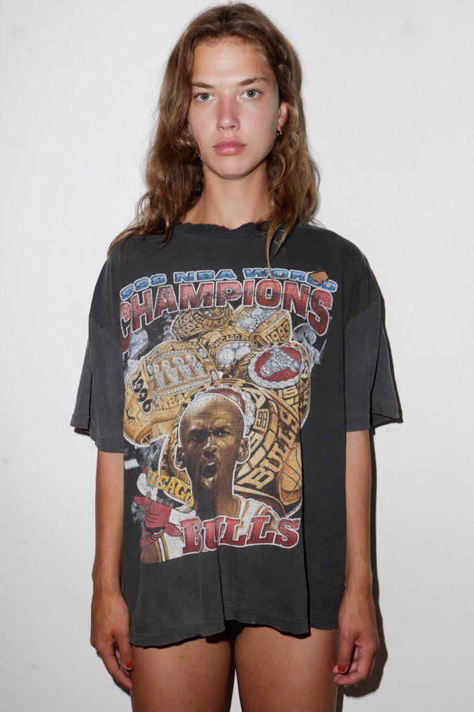 Michael Jordan Chicago Bulls 1998 T Shirt