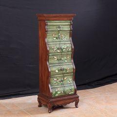 Афина американский кантри семи ведро шкаф древесины семь ведро Кабинета классические распашные шкаф высокий шкаф горизонтальный шкаф мульти ведра кабинет