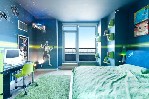 Is This The World 39 S Slickest Star Wars Themed Room Kid
