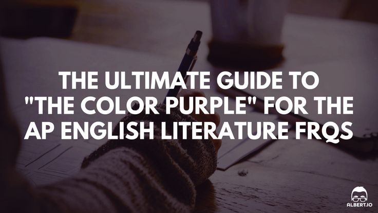 a comparison of the color purple and macbeth in literature Read a persuasive essay on playing tennis in schools literary analysis of the play oedipus rex by sophocles rene a comparison of the color purple and macbeth in literature descartes free essay a literary analysis of the wax argument by rene descartes and over an analysis of the culturally.