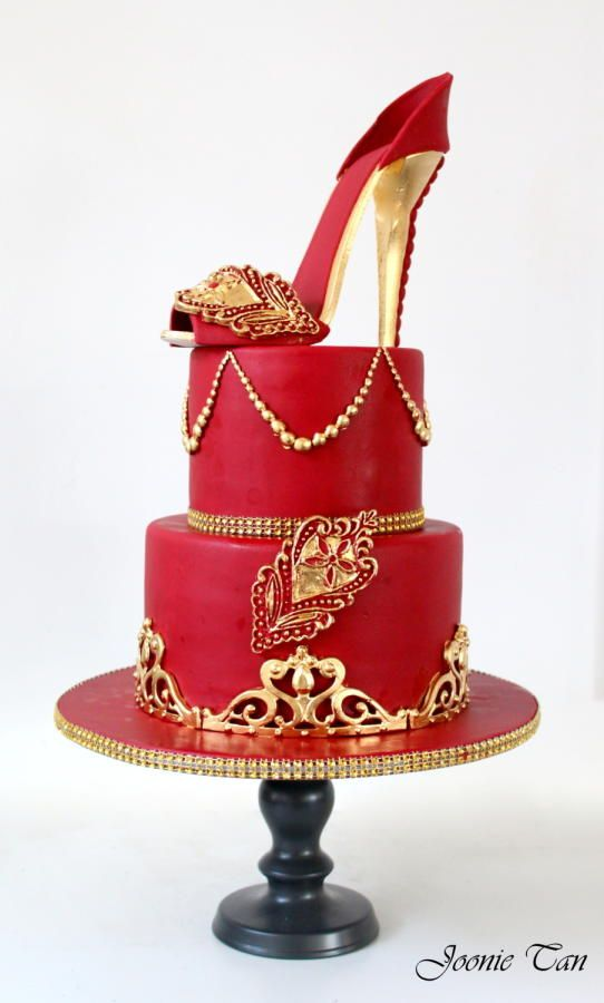1000 Images About Cakes Shoes Handbags On Pinterest