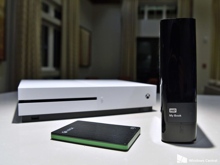 How to expand Xbox One storage with an old hard drive