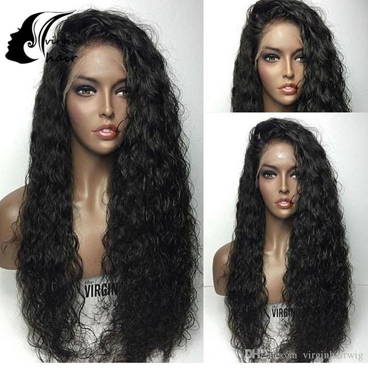 Unprocessed Wet Wavy Full Lace Wigs With Baby Hair Brazilian Wavy Lace Front Wig Glueless Full Lace Human Hair Wigs For Black Women Lace Wigs Uk Human Hair Lace Wigs From Virginhairwig, $77.19| Dhgate.Com
