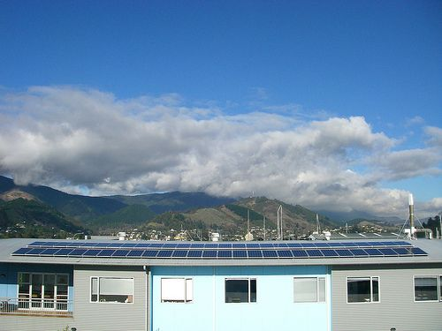 Pros and cons for solar technology. http://www.domestic-solar-panels.info/advantages-and-disadvantages-of-solar-energy.html Powersmart Solar, Nelson, New Zealand