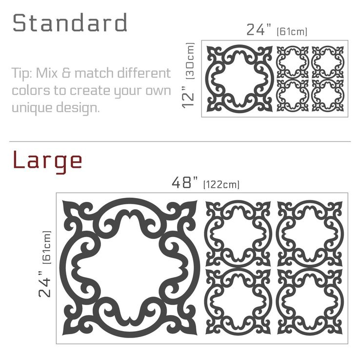 Classic Victorian | Wall Decals Design Packs | Walls Need Love