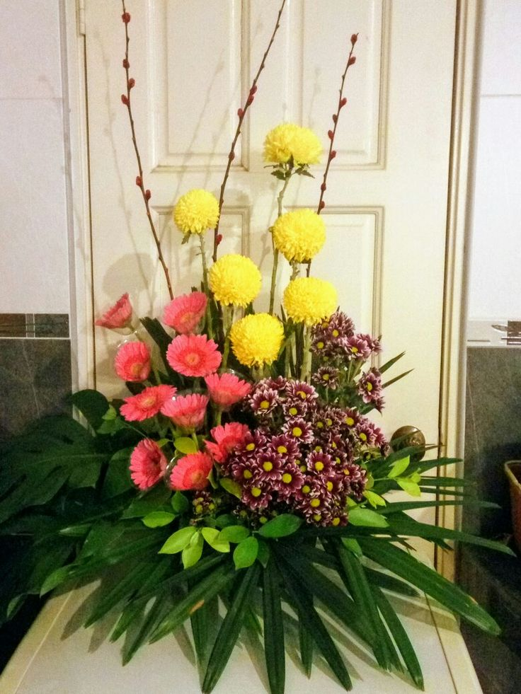 Pin oleh Emma Lee Lei Ching Lee di Church Flower