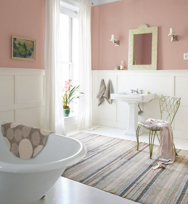 amazing relaxing bathroom paint colors   Sandbank SW 6052 is relaxing, refreshing, and the perfect ...