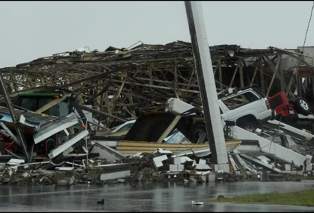 Physical destruction from hurricane winds and rain is just the beginning of the challenges that Texas will face.