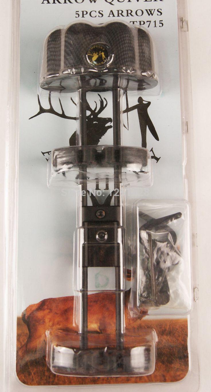БЕСПЛАТНАЯ ДОСТАВКА охота стрельба из лука колчан P715-3k ГП структуры углерода трубы quick lock кронштейн полностью регулируется охота