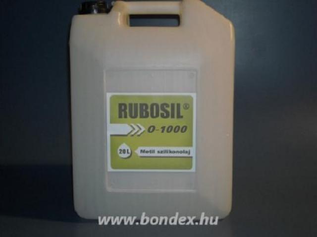 Szilikon olaj  M-1000 Rubosil 20 liter