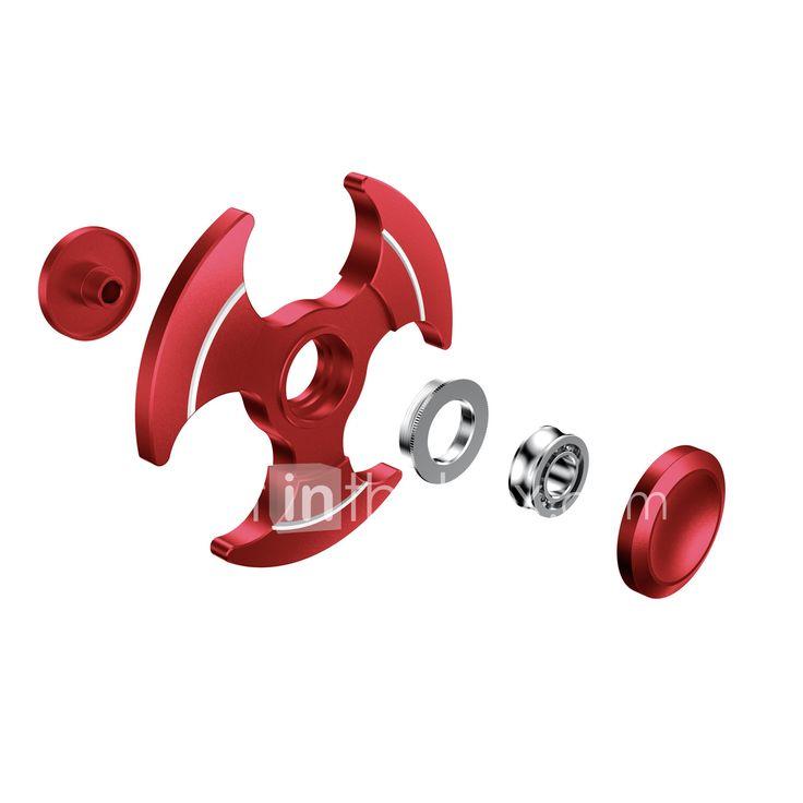 Handspinners Hand Spinner Leksaker Tri-Spinner Metall EDCStress och ångest Relief Office Desk Leksaker för att döda tid Focus Toy Lindrar 5892037 2017 – Kr.120