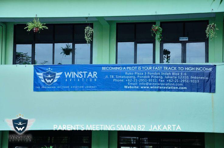 Presentasi Karir dalam Dunia Penerbang oleh Winstar Aviation