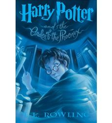 Harry Potter and the Order of the Phoenix (Book 5)    (Harry Potter, Book #5)