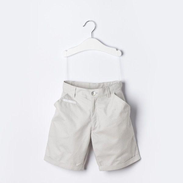 Light Grey Shorts | miini moh