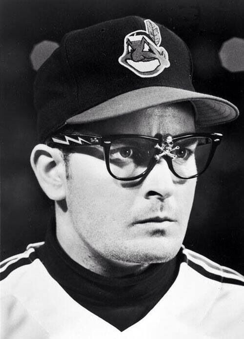 "Rick Vaughn aka Wild Thing.  Look out for #1, ""The Terminator""!!"