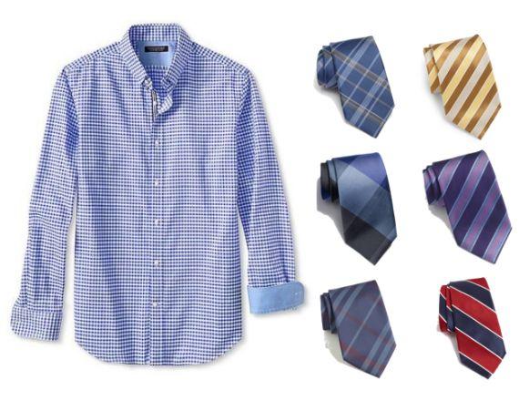 Combinar gravatas e camisas que possuem padrões ou estampas é uma das maiores dúvidas fashion do homem. No começo tudo era mais simples, as camisas, em sua maioria, eram lisas e pouca massa cinzenta era necessária para combiná-las com as gravatas, pois a indumentária era mais séria, abrindo pouco espaço para a imaginação. Hoje as camisas variam suas padronagens entre o listrado, xadrez, poás e quadriculados (e as gravatas não ficam atrás) causando dúvida e até um certo temor no público…