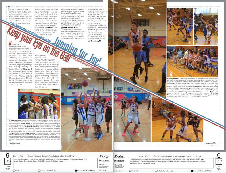 25+ Best Yearbook Spreads Ideas On Pinterest | Yearbook Layouts, Yearbook  Design And Yearbook Sports Spreads