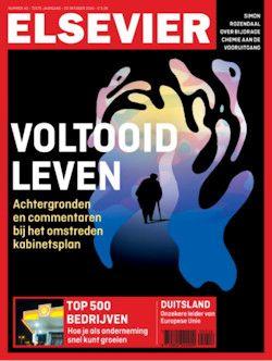 Proefabonnement: 10x Elsevier € 15,- + gratis special: Elsevier is het opinieweekblad dat orde wil scheppen in de informatiechaos. Neem nu een proefabonnement inclusief gratis tablet edities!