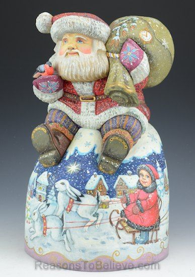 Best images about santa figurines on pinterest a