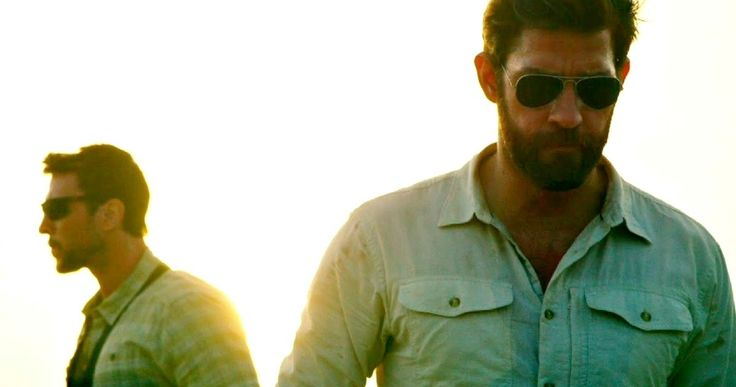 Michael Bay's '13 Hours' Trailer Starring John Krasinski -- Director Michael Bay delves into the true story of the 2012 Benghazi terrorist attack in a red band and green band trailer for '13 Hours'. -- http://movieweb.com/13-hours-movie-trailer/