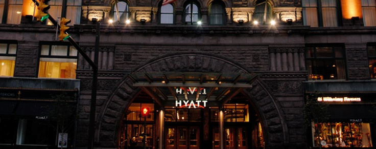 Downtown Cleveland Hotels -Hyatt Regency Cleveland at The Arcade- Ohio Hotel Reservation