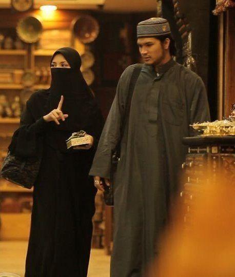 True Hijab | Syar'i | niqab