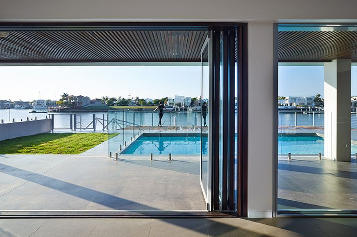 Open your home to the beautiful world outside with Centor Integrated Doors.