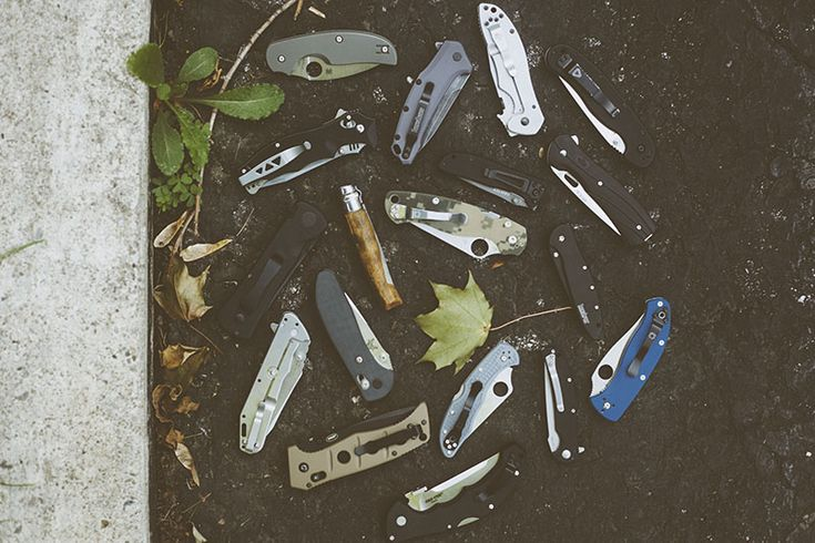 Knife Drop: Best Bang for Buck Folders Image Outtakes | More Than Just Surviving | Survival Blog | Preppers & Survivalists | Gear & Knives
