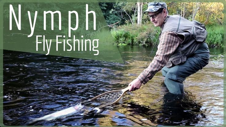 Fly Fishing Nymphs - Fly Fishing Basics