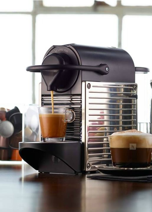 Nespresso Coffee Machines | We've got just the machine to fit your personality and routine. Check out all the high-powered options right here!