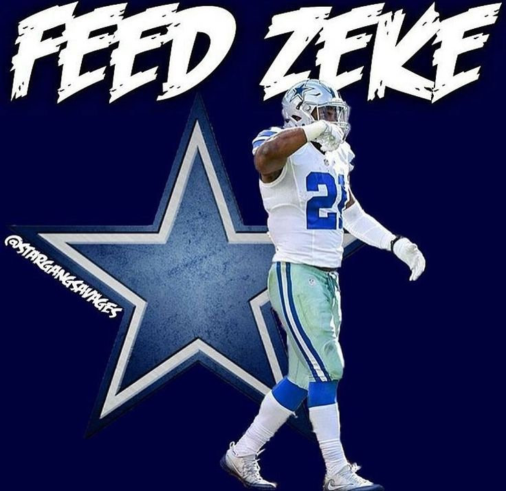 Feed Zeke; poor baby looked famished today in the New Year's Day game: Dallas vs Eagles Don't worry Zeke; you'll get fed real well during the PlayOffs. Coaches know what they're doing. Sitting you out was for yours and the team's well-being. Looking forward to see you and the Boyz in full force in a couple of weeks