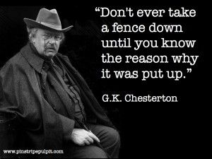 g.k. chesterton quote - Google Search