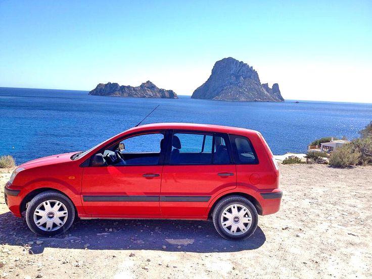 Road trip through Ibiza