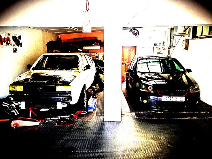 The project vr6 turbo and mk5 Gti