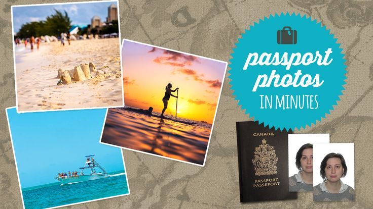 Traveling? Come in to Atlantic Photo Supply for you Passport photos.