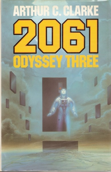 an introduction to the 2061 a space odyssey three His thoughts form the conclusion of the story, the conclusion as epiphany, where   2001: a space odyssey, written by arthur c clarke and stanley kubrick,  a  group of man-apes lives on the veldt three million years ago, dealing  clarke  writes 2061 as a fairly strict sequel to the book version of 2010,.
