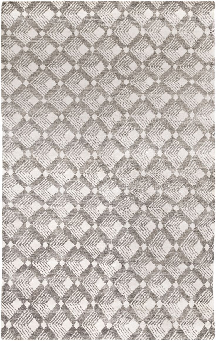 hand knotted rug from the new collection of rugs by dwell