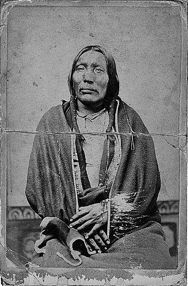 BULL THUNDER , 1883