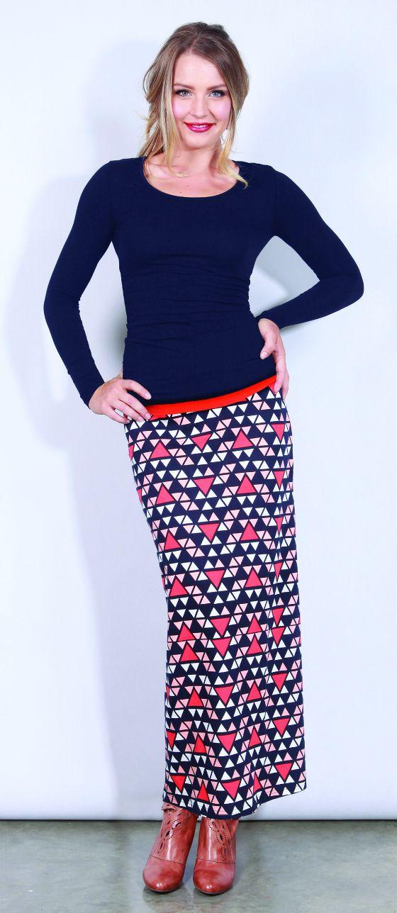 Boom Shankar maxi skirt