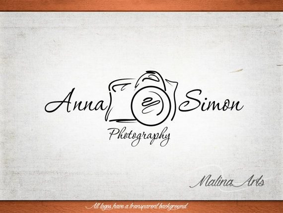 Photography Logo Design, Camera logo, Modern logo BUY 2 and GET 1 FREE!!!