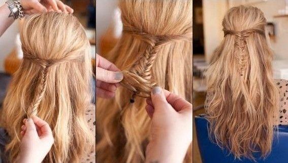 Cute Diy Hairstyles School Bouffant Hairstyle