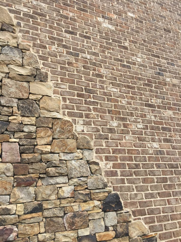 Best Stone For Steps: 25+ Best Ideas About Brick And Stone On Pinterest