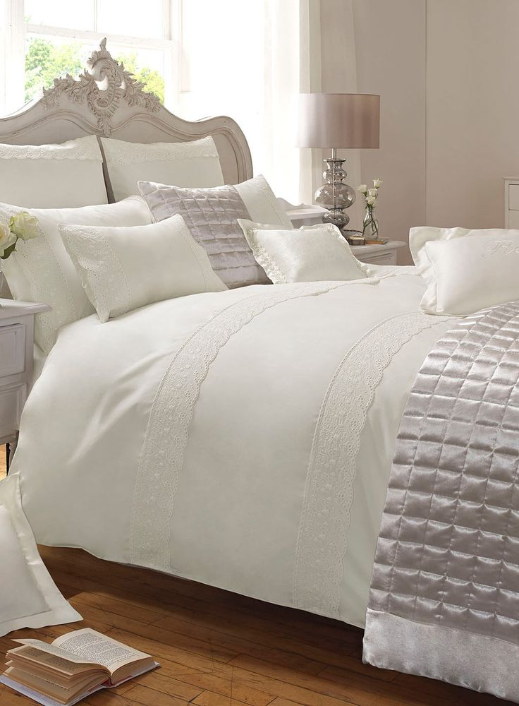 Holly Willoughby Betsy Bedding - Holly Willoughby - Home & Lighting - BHS...Another lovely choice for a master bedroom.