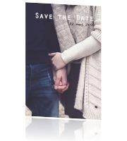 Save the Date foto blaadje
