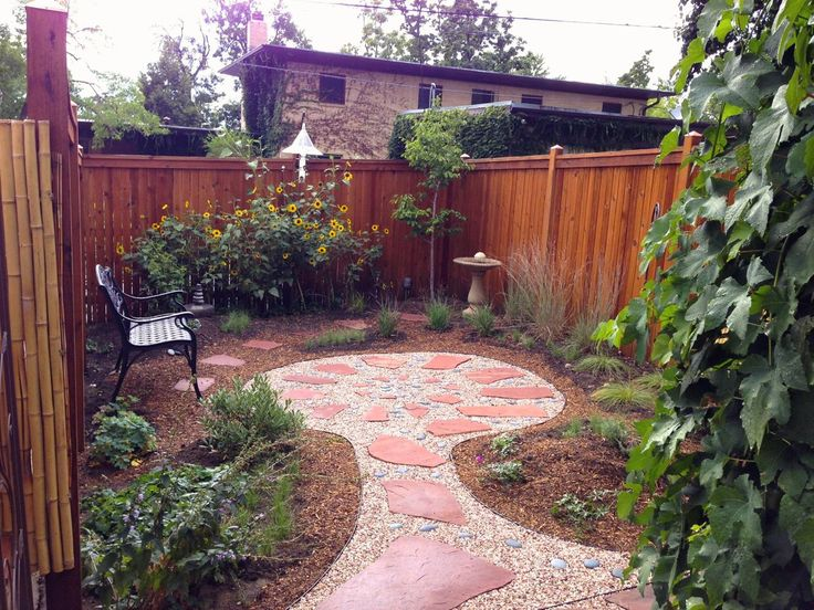 A Brand New Habitat Garden Replaces A Postage Stamp Sized Patch Of Lawn.  Photo Courtesy Of Crystal Reser.