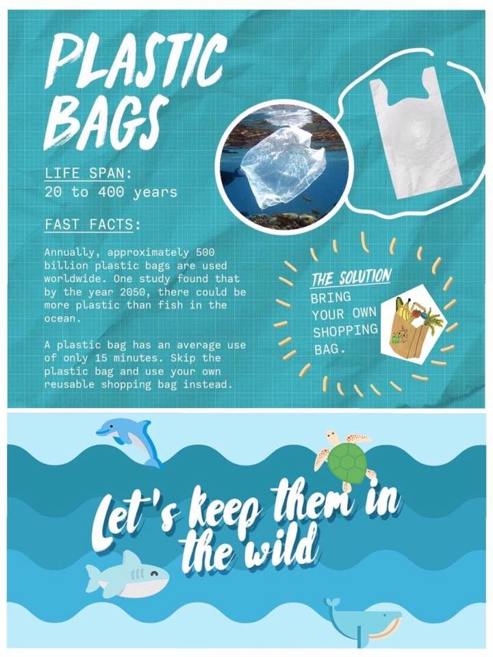 Facts About Plastic Bags 160 000 Are